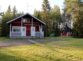 Ahosen Lomamökit, loma-asunto kohteessa Vikajärvi
