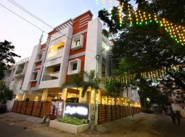 Sreedevi Residency, accessible hotel in Chennai