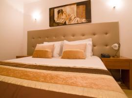 Hotel Estalagem Turismo, hotel em Bragança