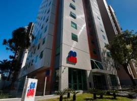 Go Inn Hotel Curitiba, hotel near Estação Mall, Curitiba