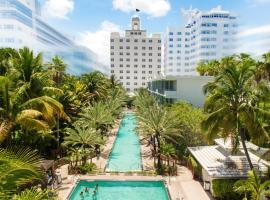 National Hotel, An Adult Only Oceanfront Resort, Hotel in Miami Beach