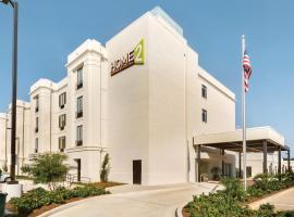 Home2 Suites by Hilton Parc Lafayette, hotel in Lafayette
