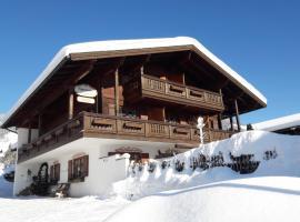 Alpenchalet Reit im Winkl, Ferienwohnung in Reit im Winkl