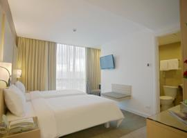 St Giles Makati – A St Giles Hotel, Manila, hotel in Manila