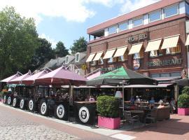 Het Wapen van Elst, hotel dicht bij: station Ede-Wageningen, Elst