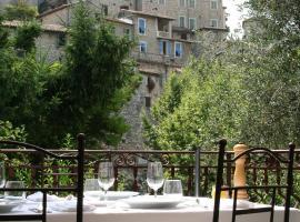 Auberge De La Madone, hotel near Monte-Carlo Golf Club, Peillon