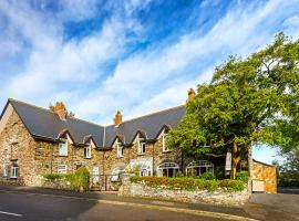 The Old Coach House, accessible hotel in Boscastle