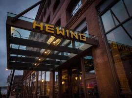 Hewing Hotel – hotel w mieście Minneapolis