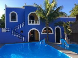 Hacienda San Pedro Nohpat, hôtel à Mérida