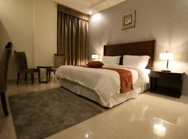 Alsamer Homes, apart-hotel em Jeddah