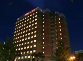 Hotel IL Cuore Namba, economy hotel in Osaka