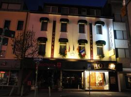 Hotel Rheinischer Hof, hotel near Stadthalle Erkelenz, Erkelenz
