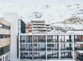 The Crystal, hotel in Obergurgl