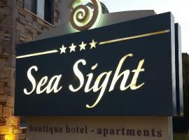 Sea Sight Boutique Hotel, hotel near Elefthérios Venizélos Airport - ATH, Porto Rafti