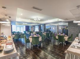 Sultan Modern Hotel, отель в Скопье