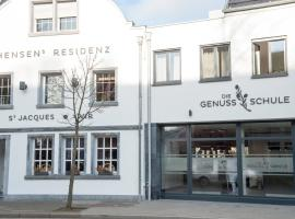 Hensens Residenz, hotel near Stadthalle Erkelenz, Randerath