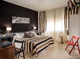 Radio Hotel, hotel in Rome