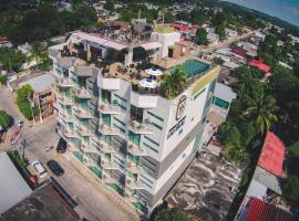 Hotel & Lounge Las Islas, hotel in San Juan Bautista Tuxtepec
