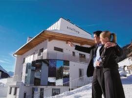 Astellina hotel-apart, hotel in Ischgl