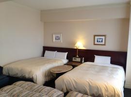 Creston Hotel, hotel in Iwaki