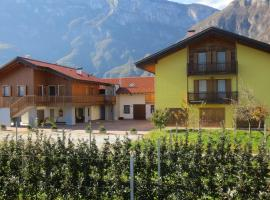 Agritur Clementi, hotel in Nave San Rocco