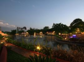 Silent Shores Resort & Spa, hotel with jacuzzis in Mysore