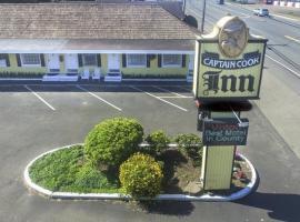 Captain Cook Inn, motel in Lincoln City