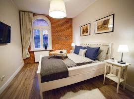 Apartamenty Pocztowa – hotel w Bydgoszczy