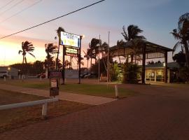 Carnarvon Gateway Motel, отель в городе Карнарвон
