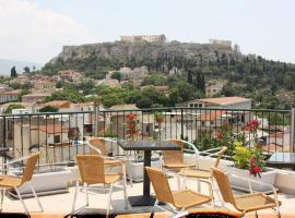 Pella Inn Hostel, hotel in Athens