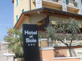 Hotel Al Sole, hotel near Canevaworld Movieland, Cavaion Veronese