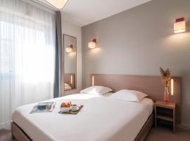 Appart'City Perpignan Centre Gare, serviced apartment in Perpignan