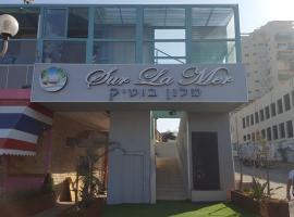 Sur La Mer Hotel Ashdod, hotel in Ashdod