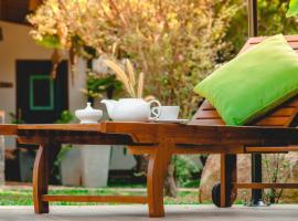 Hotel Garcinia Leaf, отель в Хиккадуве