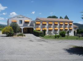 Hôtel Saint Clair, hotel in Saint-Étienne-les-Orgues