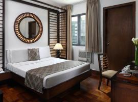 Manila Lotus Hotel, hotell i Manila