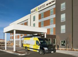 Home2 Suites by Hilton Denver International Airport, hotel in Denver