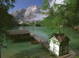 Hotel Erika, hotel a Lago di Braies tó környékén Braiesben
