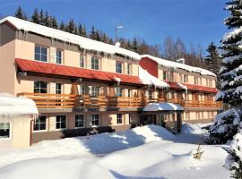 Hotel Bon – hotel w mieście Tanvald