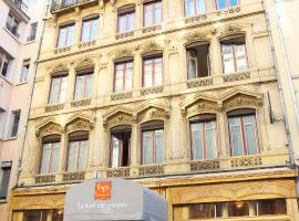 Hotel de Paris, hotel near Masséna Metro Station, Lyon