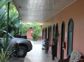Hotel Vista al Tortuguero, hotel in Cariari