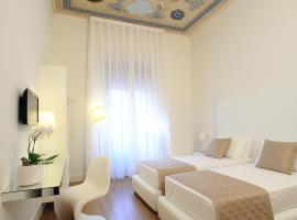 Al Castello Luxury B&B, bed & breakfast a Reggio di Calabria