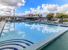 Budget Host Inn Florida City, hotel v destinaci Florida City