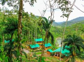 Pacuare Outdoor Center, hotel in Turrialba