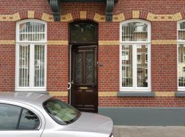 Mansion 6, apartment in Maastricht