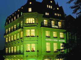 Hotel Roemischer Kaiser, hotel near Europahalle, Trier