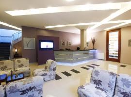 Hotel Centar, отель в Скопье