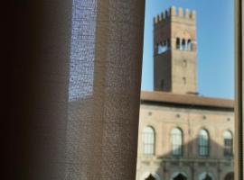 Casa Isolani, Piazza Maggiore, alloggio in famiglia a Bologna