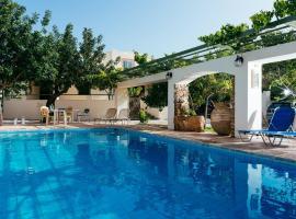 Ammoudara Beach Hotel Apartments, apartment in Agios Nikolaos