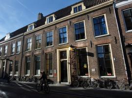 Strowis Hostel, hostel in Utrecht